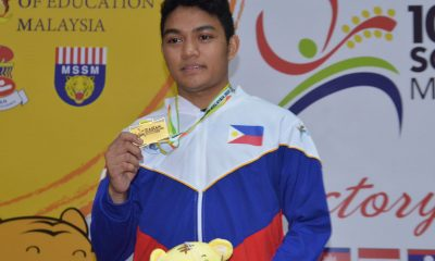 Tiebreaker Times Jann Nayre to open Team Pilipinas campaign in YOG Archery Fencing Golf News Swimming Table Tennis  Yuka Saso Nicole Tagle Nicole Oliva Lawrence Tan Jano Corpus Jann Nayre Christian Tio 2018 Youth Olympic Games