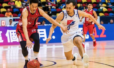 Tiebreaker Times Allein Maliksi keeps mum on non-suspension 2019 FIBA World Cup Qualifiers Basketball Gilas Pilipinas News  Gilas Elite Allein Maliksi 2019 FIBA World Cup Qualifiers