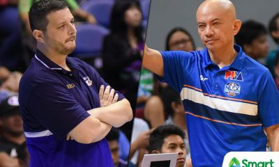 Tiebreaker Times Caloy Garcia open to possible reunion with Yeng Guiao for Asiad: 'Para magkabalikan kami' Basketball Gilas Pilipinas News PBA  Yeng Guiao Rain or Shine Elasto Painters PBA Season 43 Caloy Garcia 2018 PBA Commissioners Cup 2018 Asian Games-Basketball 2018 Asian Games