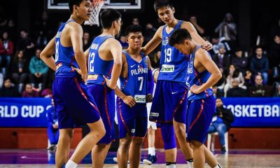 Tiebreaker Times Gerry Abadiano, Terrence Fortea lead the charge but Batang Gilas falls short against Argentina Basketball Gilas Pilipinas News  Terrence Fortea RC Calimag Mike Oliver Kai Sotto Gerry Abadiano Carl Tamayo Batang Gilas Argentina (Basketball) 2018 FIBA Under-17 World Cup