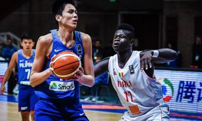 Tiebreaker Times Batang Gilas drops to 13-16th classification phase Basketball Gilas Pilipinas News  Yukien Andrada Raven Cortez Mike Oliver Mali (Basketball) Kai Sotto Gerry Abadiano Batang Gilas 2018 FIBA Under-17 World Cup