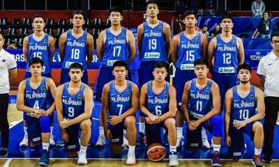 Tiebreaker Times Batang Gilas finish U17 World Cup at 13th place Basketball Gilas Pilipinas News  Terrence Fortea New Zealand (Basketball) Mike Oliver Kai Sotto Forthsky Padrigao Batang Gilas 2018 FIBA Under-17 World Cup