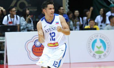 Tiebreaker Times Matt Nieto on game-winner: 'Hindi lang Ateneo ang nanalo, buong Pilipinas ang nanalo' ADMU Basketball News  Matt Nieto Ateneo Men's Basketball 2018 Jones Cup