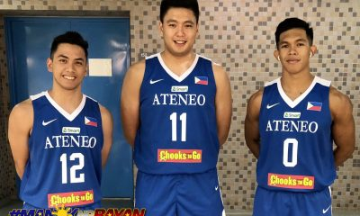 Tiebreaker Times Ateneo's 23 for 2023 Cadets more motivated to improve, get back at Korea ADMU Basketball Gilas Pilipinas News  Thirdy Ravena Matt Nieto Isaac Go Ateneo Men's Basketball 2018 Jones Cup