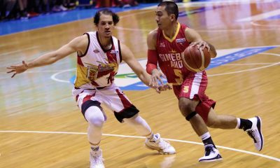 Tiebreaker Times 1-0 lead means nothing for Ginebra, says LA Tenorio Basketball News PBA  PBA Season 43 LA Tenorio Barangay Ginebra San Miguel 2018 PBA Commissioners Cup