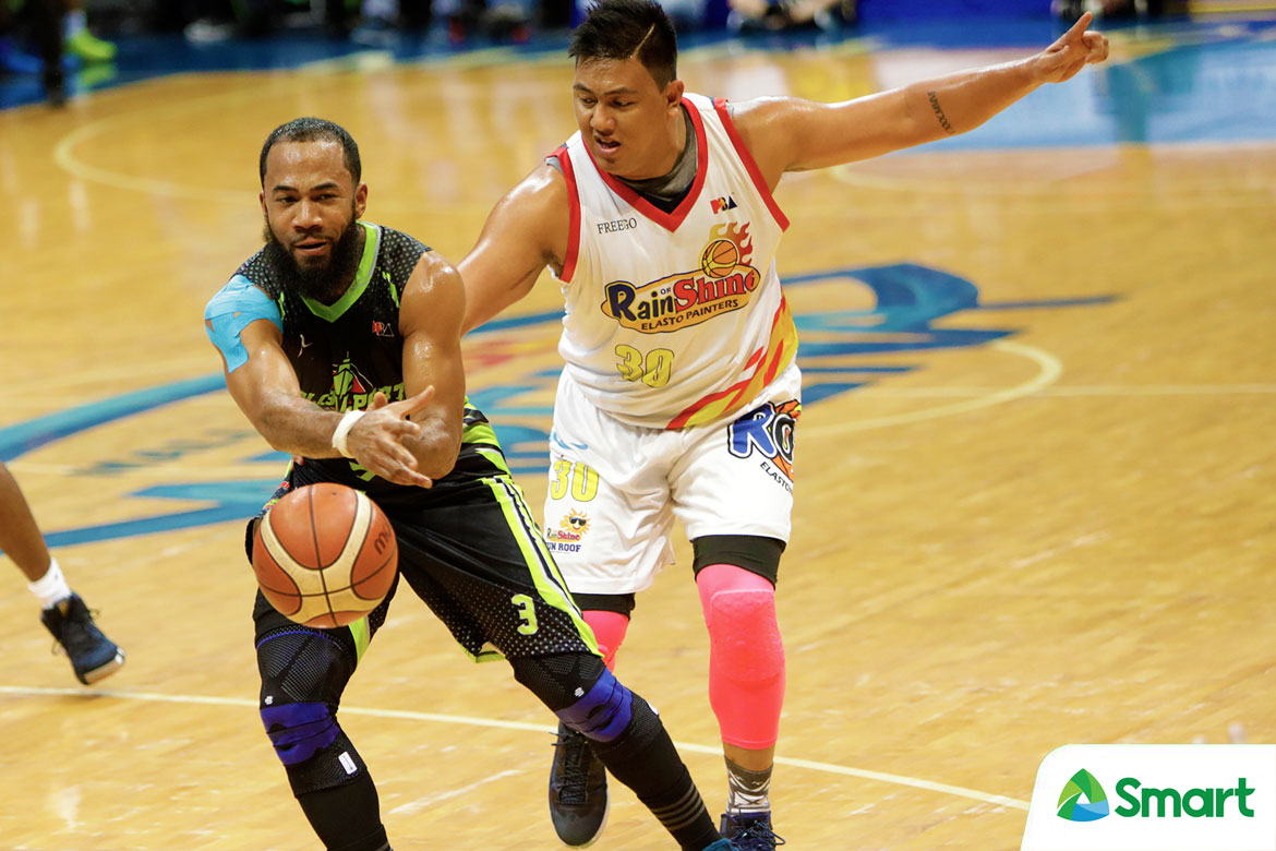 Tiebreaker Times Beau Belga more motivated than ever as two-year semis drought ends Basketball News PBA  Rain or Shine Elasto Painters PBA Season 43 Beau Belga 2018 PBA Commissioners Cup