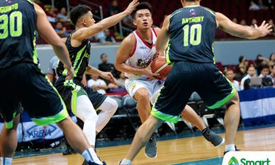 Tiebreaker Times James Yap heats up as Rain or Shine forges semis match with Ginebra Basketball News PBA  Rain or Shine Elasto Painters Pido Jarencio PBA Season 43 James Yap Globalport Batang Pier Caloy Garcia 2018 PBA Commissioners Cup