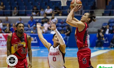 Tiebreaker Times Alex Cabagnot hits yet another milestone Basketball News PBA  San Miguel Beermen PBA Season 43 Alex Cabagnot 2018 PBA Commissioners Cup