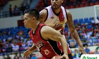Tiebreaker Times Abel Galliguez, Jake Pascual lead Alaska's bench mob in sweep-averting win Basketball News PBA  PBA Season 43 Jake Pascual Alaska Aces Abel Galliguez 2018 PBA Commissioners Cup
