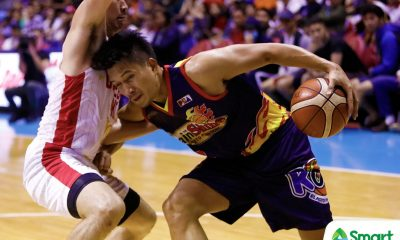 Tiebreaker Times James Yap continues to live up to 'Big Game' billing Basketball News PBA  Rain or Shine Elasto Painters PBA Season 43 James Yap 2018 PBA Commissioners Cup