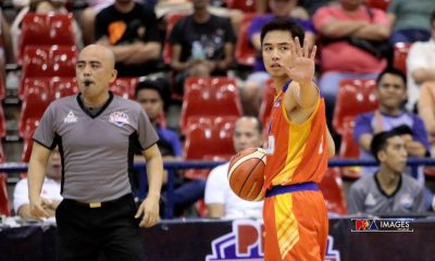 Tiebreaker Times Jai Reyes lights it up as Go for Gold secures top two Basketball News PBA D-League  Marinerong Pilipino-TIP Skippers Koy Banal Jai Reyes Go-for-Gold Scratchers Gab Banal Dan Wong Charles Tiu Biboy Enguio Abu Tratter 2018 PBA D-League Season 2018 PBA D-League Foundation Cup