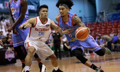 Tiebreaker Times Trevis Jackson, Marinerong Pilipino-TIP storm back, continue Batangas-EAC's woes Basketball EAC News PBA D-League  Trevis Jackson Robbie Manalang Oliver Bunyu Marinerong Pilipino-TIP Skippers Koy Banal Clark Bautista Batangas-EAC Generals 2018 PBA D-League Season 2018 PBA D-League Foundation Cup