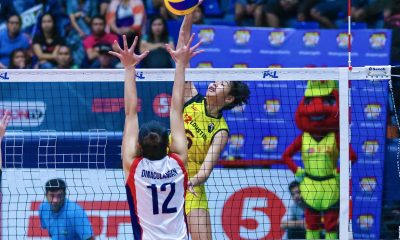 Tiebreaker Times Resurgent Ara Galang confident teammates will step up in Game Two News PSL Volleyball  F2 Logistics Cargo Movers Ara Galang 2018 PSL Season 2018 PSL Invitational Cup