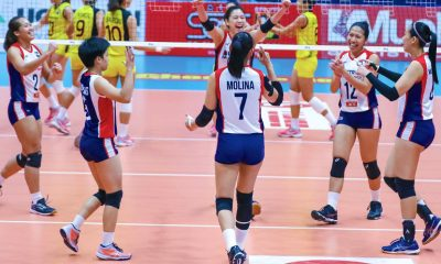 Tiebreaker Times Shaq Delos Santos, Petron's spirit unwavered despite Game One loss News PSL Volleyball  Shaq delos Santos Petron Blaze Spikers 2018 PSL Season 2018 PSL Invitational Cup