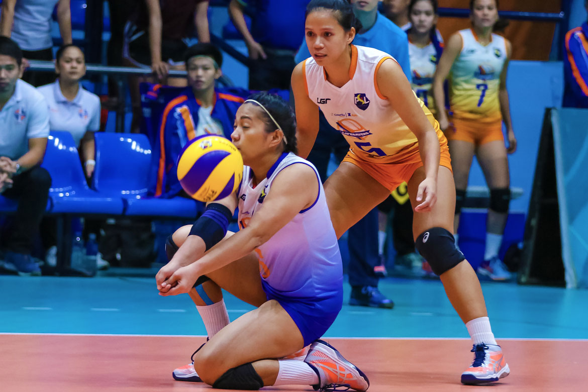 Tiebreaker Times Generika lifer Kath Arado relishes newfound pressure News PSL Volleyball  Kath Arado Generika-Ayala Lifesavers 2018 PSL Season 2018 PSL Invitational Cup