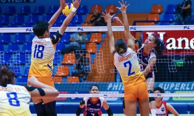 Tiebreaker Times Quality over quantity for Petron's Cherry Rondina News PSL Volleyball  Shaq delos Santos Petron Blaze Spikers Cherry Rondina 2018 PSL Season 2018 PSL Invitational Cup