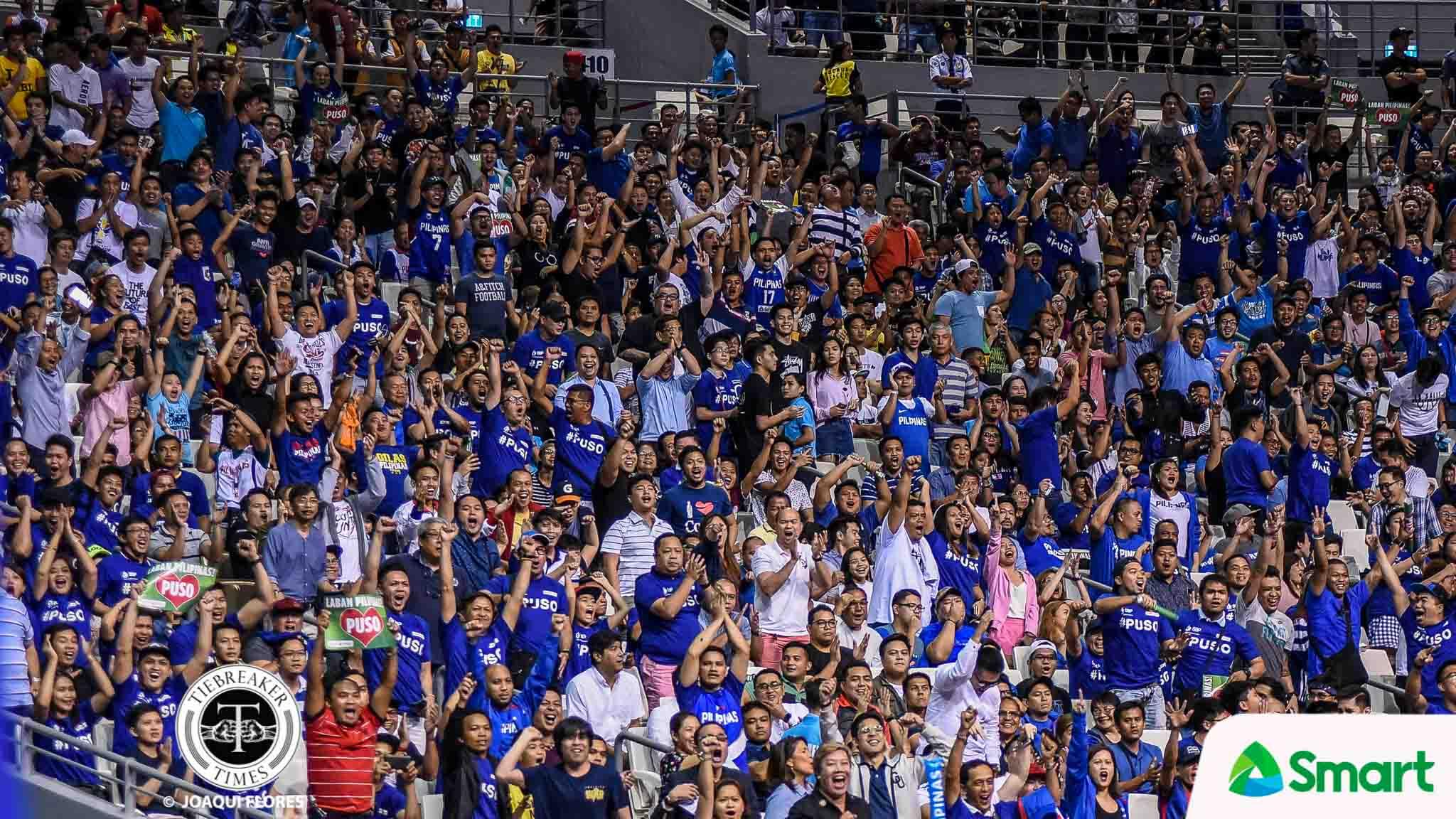 Tiebreaker Times SBP on closed door game: 'It is painful' 2019 FIBA World Cup Qualifiers Basketball Gilas Pilipinas News  Samahang Basketbol ng Pilipinas 2019 FIBA World Cup Qualifiers
