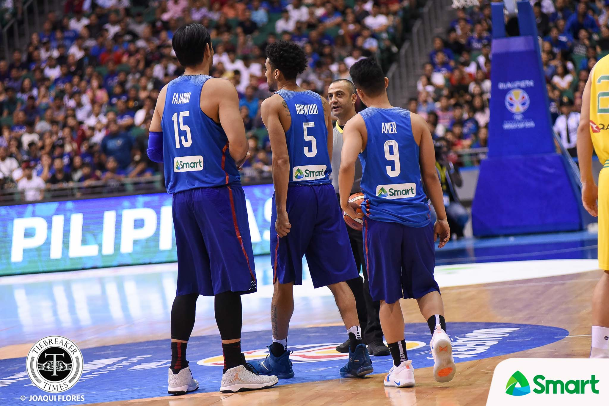 Tiebreaker Times PBA sets up meeting with Gilas regarding brawl 2019 FIBA World Cup Qualifiers Basketball Gilas Pilipinas News PBA  Troy Rosario Terrence Romeo Roger Pogoy Matthew Wright Jayson Castro Japeth Aguilar Gilas Elite Carl Cruz Calvin Abueva 2019 FIBA World Cup Qualifiers Group B 2019 FIBA World Cup Qualifiers