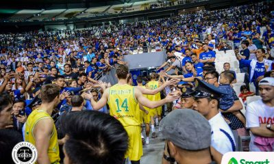 Tiebreaker Times Aussie league NBL condemns Boomers actions, Filipino fans 2019 FIBA World Cup Qualifiers Basketball News  NBL Nathan Sobey Chris Goulding Australia (Basketball) 2019 FIBA World Cup Qualifiers Group B 2019 FIBA World Cup Qualifiers