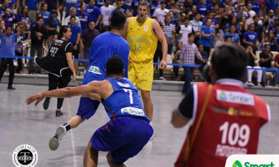 Tiebreaker Times Daniel Kickert full of regrets: 'I overstepped a little bit' 2019 FIBA World Cup Qualifiers Basketball News  Daniel Kickert Australia (Basketball) 2019 FIBA World Cup Qualifiers Group B 2019 FIBA World Cup Qualifiers