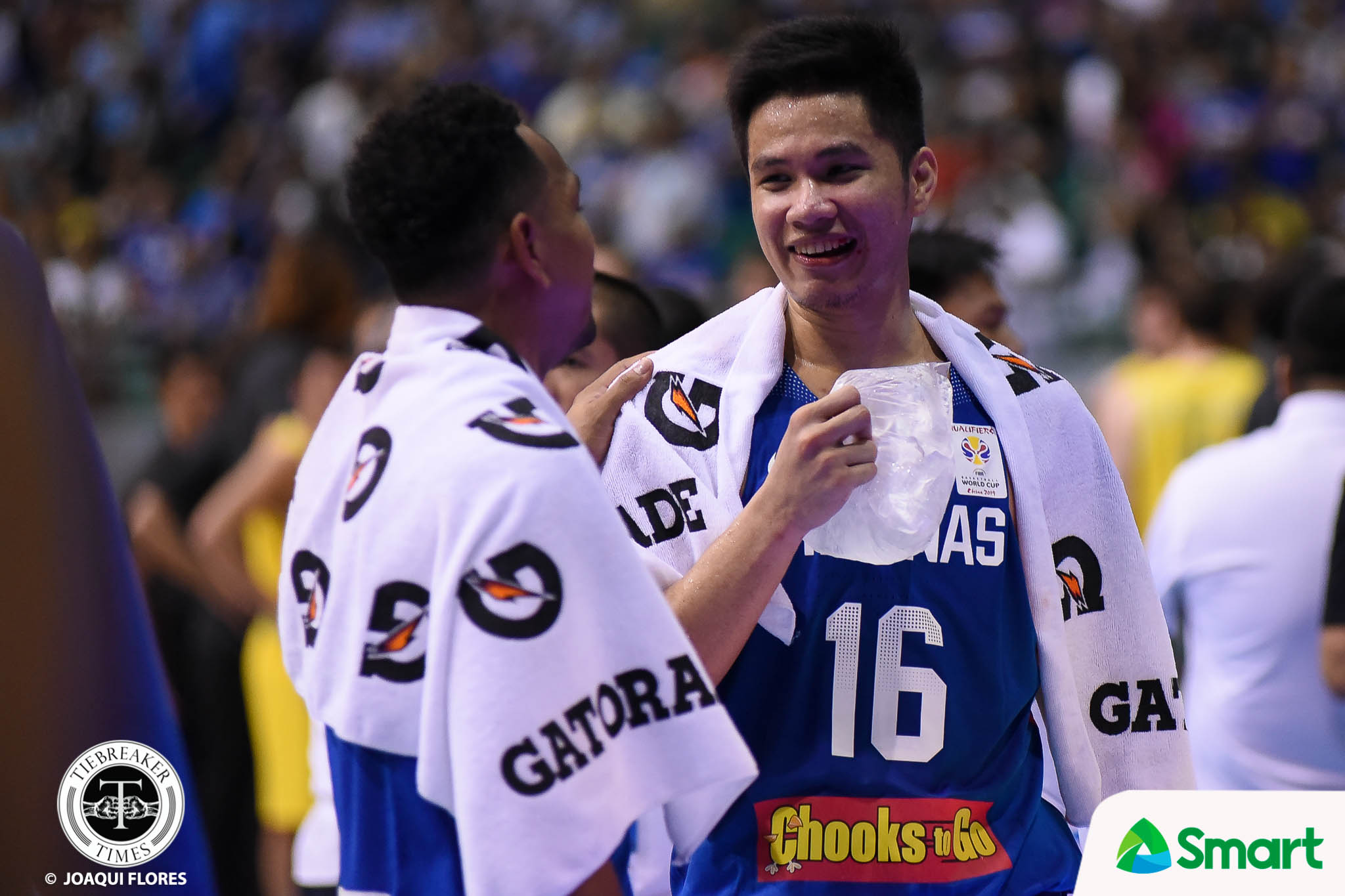 Tiebreaker Times Roger Pogoy can't believe he is set to play on world stage Mixed Martial Arts News ONE Championship  Roger Pogoy Gilas Pilipinas Men 2019 FIBA World Cup