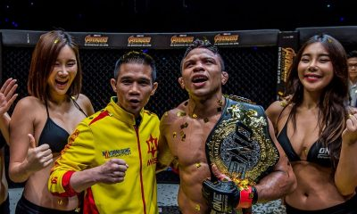 Tiebreaker Times Bibiano Fernandes set to arrive in Manila, closely monitor Kevin Belingon-Martin Nguyen tilt Mixed Martial Arts News ONE Championship  ONE: Reign of Kings Bibiano Fernandes