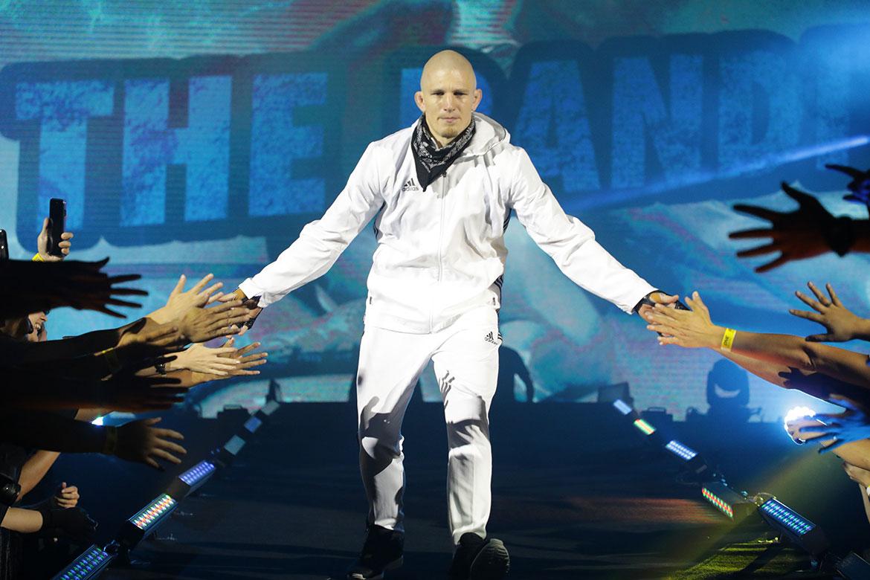 Tiebreaker Times Zebaztian Kadestam vies for vacant Welterweight crown Mixed Martial Arts News ONE Championship  Zebaztian Kadestam Tyler McGuire ONE: Warriors Dream