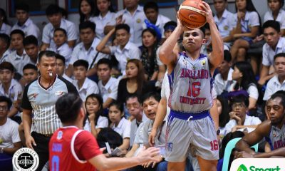 Tiebreaker Times Levi dela Cruz takes over in OT as Arellano wins season debut AU Basketball EAC NCAA News  Sherwin Concepcion NCAA Season 94 Seniors Basketball NCAA Season 94 Maui Cruz Levin Dela Cruz Juju Bautista Jerry Codinera Ian Alban Hamadou Laminou EAC Seniors Basketball Ariel Sison Arellano Seniors Basketball