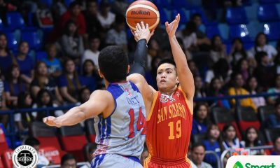 Tiebreaker Times RK Ilagan, Koy Galvelo being investigated after allegedly playing in 'ligang labas' Basketball CSJL NCAA News SSC-R  San Sebastian Seniors Basketball RK Ilagan NCAA Season 94 Seniors Basketball NCAA Season 94 Letran Seniors Basketball Koy Galvelo