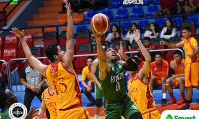 Tiebreaker Times Perpetual's possible forfeitures would benefit Mapua, Benilde most AU Basketball CSB CSJL EAC JRU LPU MIT NCAA News SSC-R UPHSD  San Sebastian Seniors Basketball Prince Eze Perpetual Seniors Basketball NCAA Season 94 Seniors Basketball NCAA Season 94 Mapua Seniors Basketball Lyceum Seniors Basketball JRU Seniors Basketball EAC Seniors Basketball Benilde Seniors Basketball Arellano Seniors Basketball