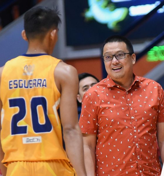 Tiebreaker Times Vergel Meneses leaves JRU after 9 years: 'I want to serve my hometown this time' Basketball JRU NCAA News  Vergel Meneses NCAA Season 95 Seniors Basketball NCAA Season 95 JRU Seniors Basketball