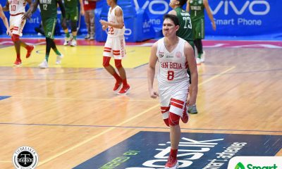 Tiebreaker Times Seeing LA Tenorio on the commentary booth inspired Robert Bolick Basketball NCAA News SBC  San Beda Seniors Basketball Robert Bolick NCAA Season 94 Seniors Basketball NCAA Season 94 LA Tenorio