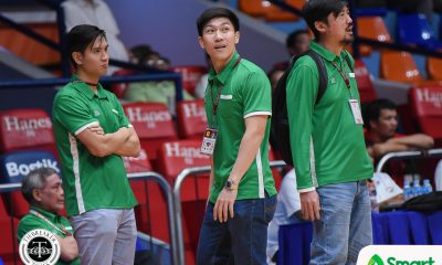 Tiebreaker Times TY Tang on Perpetual probe: 'If it's there, it's there. If it's not, walang problema' Basketball CSB NCAA News  TY Tang NCAA Season 94 Seniors Basketball NCAA Season 94 Benilde Seniors Basketball