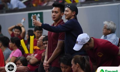 Tiebreaker Times Scottie Thompson optimistic about Perpetual's campaign: 'Nakikita ko maganda ang season namin ngayon' Basketball NCAA News UPHSD  Sep 23 Perpetual Seniors Basketball NCAA Season 94 Seniors Basketball NCAA Season 94 2016 Scottie Thompson