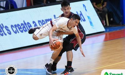 Tiebreaker Times Ex-Red Warriors Edgar Charcos, Bonbon Batiller figure in friendly banter Basketball CSJL NCAA News UPHSD  Perpetual Seniors Basketball NCAA Season 94 Seniors Basketball NCAA Season 94 Letran Seniors Basketball Edgar Charcos Bonbon Batiller