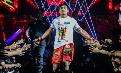 Tiebreaker Times Eduard Folayang gets crack at Amir Khan for vacant ONE crown Mixed Martial Arts News ONE Championship  ONE: Conquest of Champions Eduard Folayang Chatri Sityodtong Amir Khan