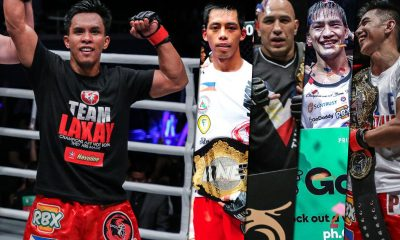 Tiebreaker Times Kevin Belingon plans to be 5th Filipino ONE World Champion Mixed Martial Arts News ONE Championship  Team Lakay ONE: Reign of Kings Kevin Belingon