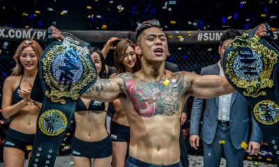 Tiebreaker Times Two-division champ Martin Nguyen guns for third belt at Kevin Belingon's expense Mixed Martial Arts News ONE Championship  ONE: Reign of Kings Martin Nguyen