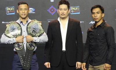 Tiebreaker Times ONE CEO: 'Kevin Belingon and Martin Nguyen are ready to put on a show' Mixed Martial Arts News ONE Championship  Shinya Aoki Renzo Gracie ONE: Reign of Kings Martin Nguyen Kevin Belingon Eduard Folayang Chatri Sityodtong