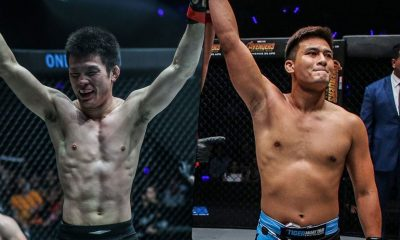 Tiebreaker Times Top lightweights collide as Shinya Aoki meets Shannon Wiratchai in Manila Mixed Martial Arts News ONE Championship  Shinya Aoki Shannon Wiratchai ONE: Reign of Kings