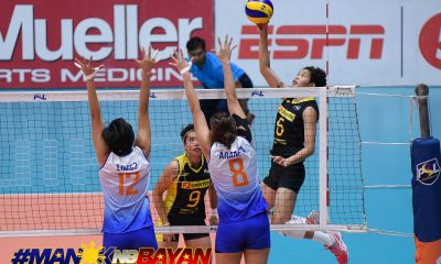 Tiebreaker Times F2 Logistics romps Generika-Ayala for second win News PSL Volleyball  Sherwin Meneses Ramil De Jesus Patty Orendain Majoy Baron Kim Fajardo Generika-Ayala Lifesavers F2 Logistics Cargo Movers Dawn Macandili Bang Pineda Ara Galang 2018 PSL Season 2018 PSL Invitational Cup