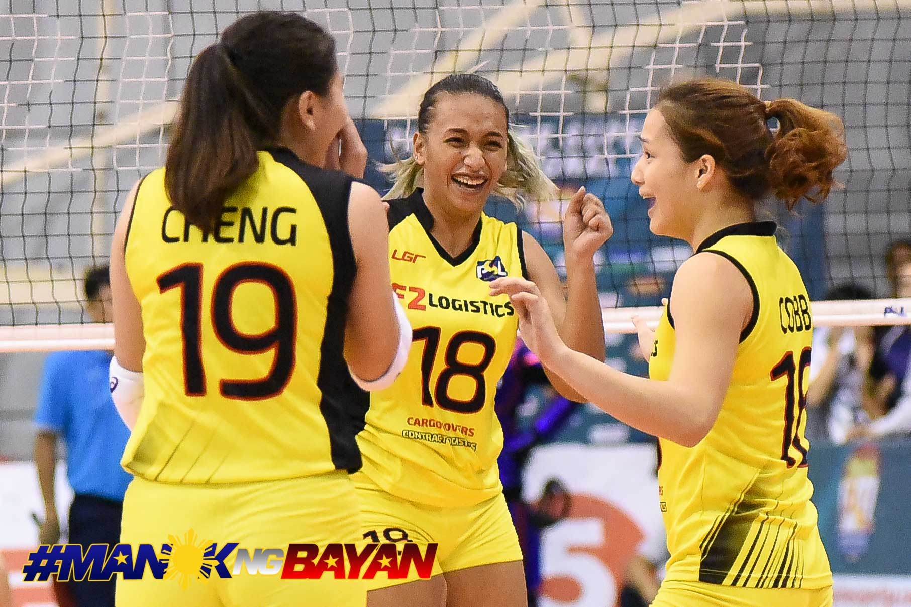 Tiebreaker Times Cargo Movers' trust is Ramil de Jesus' biggest asset News PSL Volleyball  Michelle Morente Kim Dy F2 Logistics Cargo Movers Ara Galang 2018 PSL Season 2018 PSL Invitational Cup