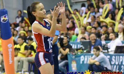 Tiebreaker Times After another PSL Finals, Sisi Rondina wants to feel UAAP championship games News PSL Volleyball  Petron Blaze Spikers Cherry Rondina 2018 PSL Season 2018 PSL Invitational Cup