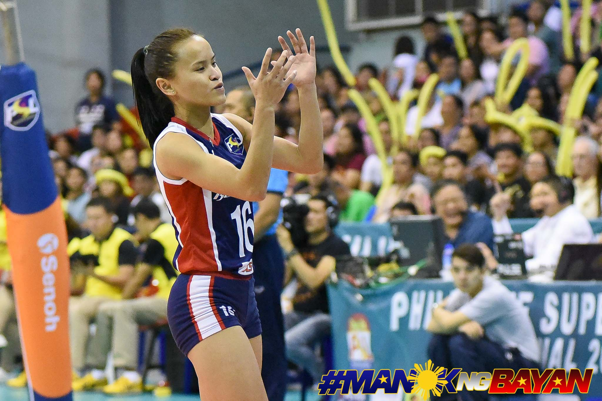 Tiebreaker Times Ging Balse-Pabayo elated to reunite with fellow Tigresses as her career winds down News PSL Volleyball  Shaq delos Santos Rhea Dimaculangan Petron Blaze Spikers Ging Balse Cherry Rondina Aiza Maizo-Pontillas 2018 PSL Season 2018 PSL All Filipino Conference
