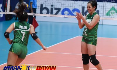 Tiebreaker Times Smart Prepaid keeps outright semis hope alive, outlasts Cocolife News PSL Volleyball  Tin Agno SMART Prepaid Giga Hitters Patricia Pena Nene Bautista Moro Branislav Kungfu Reyes Justine Tiu Ging Balse Cocolife Asset Managers Alina Bicar 2018 PSL Season 2018 PSL Invitational Cup