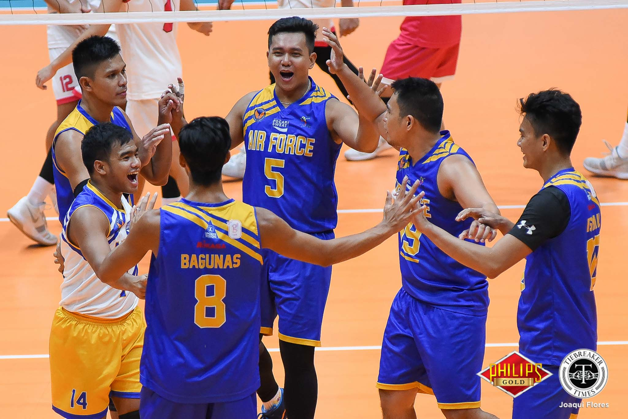 Tiebreaker Times Malabanan steps up for short-handed Air Force, PLDT picks up crucial win over FEU FEU News NU SBC Spikers' Turf Volleyball  Sta. Elena-National University Ball Wreckers San Beda Men's Volleyball Rudolfo Labrador Richard Solis PLDT Home Fibr Power Hitters Pao Pablico Odjie Mamon Nico Almendras Mark Decana Mark Calado Manuel Sumaguid Kim Malabunga Joshua Umandal JM Ronquillo Jessie Lopez Jeffrey Malabanan Jeffrey Losa FEU Men's Volleyball Edward Camposano Dong dela Cruz Banjo Mondero 2019 Spikers Turf Season 2019 Spikers Turf Open Conference