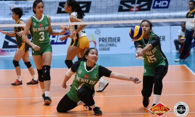 Tiebreaker Times Jewel Lai glad to finally get second chance at volleyball with Saint Benilde CSB News PVL Volleyball  Saint Benilde Women's Volleyball Jewel Lai 2018 PVL Women's Collegiate Conference 2018 PVL Season