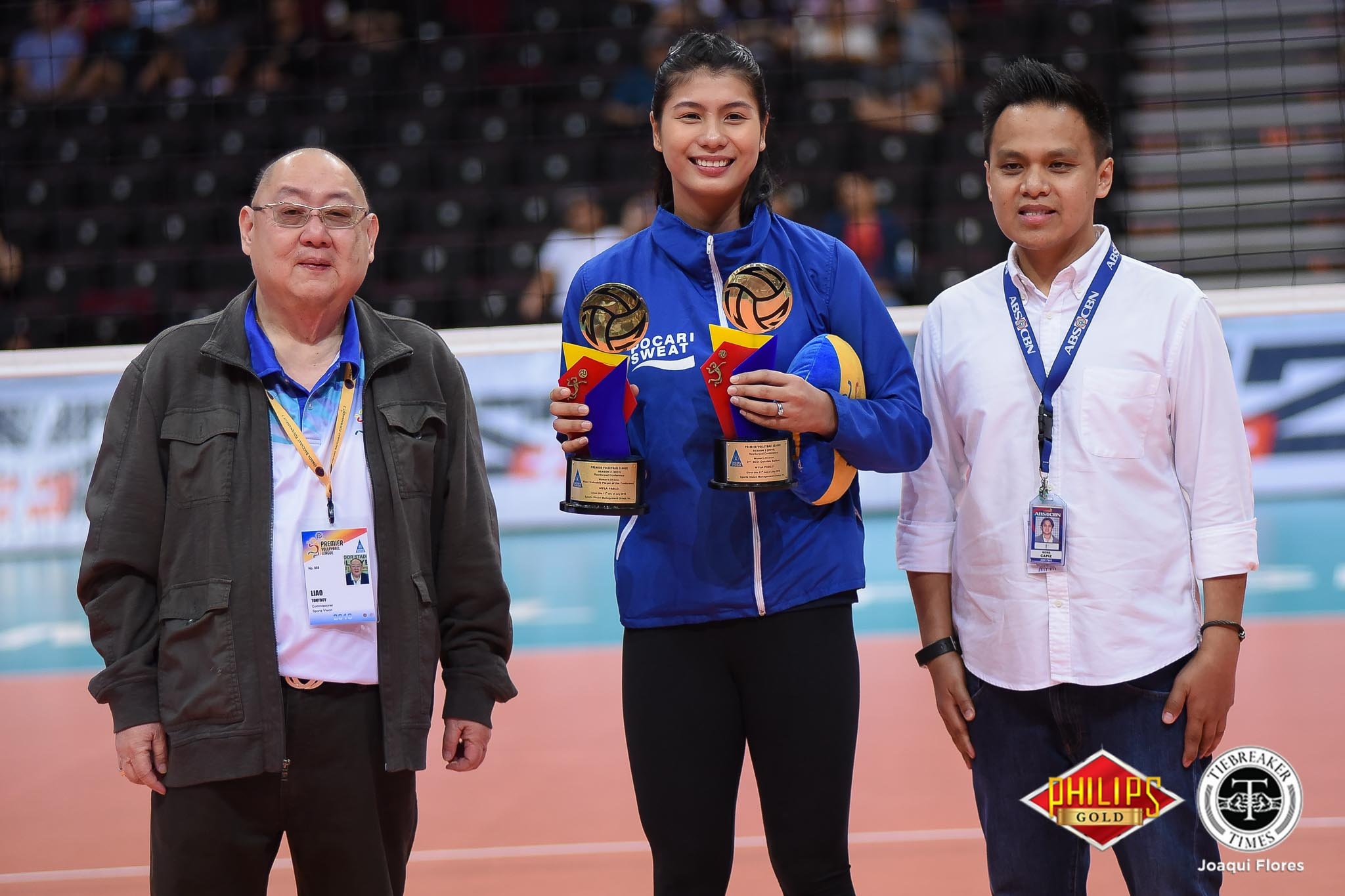 PVL-Reinforced-Awarding-Pablo-6198 Myla Pablo still rues missing do-or-die match after bagging 2nd MVP News PVL Volleyball  - philippine sports news