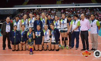 Tiebreaker Times SMART to banner new core for All-Filipino Conference News PSL Volleyball  SMART Prepaid Giga Hitters Roger Gorayeb Lizlee Ann Gata-Pantone Laurenz Ann Latigay Kat Villegas Joyce Sta. Rita Jorelle Singh Jasmine Nabor Grethcel Soltones Epok Quimpo Angelica Macabalitao Alyssa Eroa Aiko Urdas 2018 PSL Season 2018 PSL All Filipino Conference