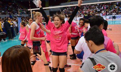 Tiebreaker Times Risa Sato throws in Creamline jersey to Jia Morado's fundraiser News PVL Volleyball  Risa Sato Jia Morado Coronavirus Pandemic